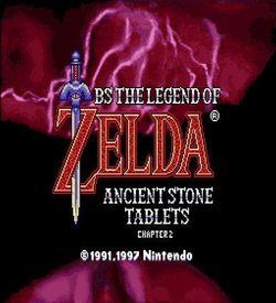 BS Legend Of Zelda 2 - Kodai No Sekiban ROM