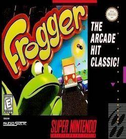 Frogger ROM