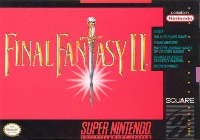 Final Fantasy 2 (V1.1)