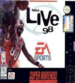 NBA Live '98 ROM