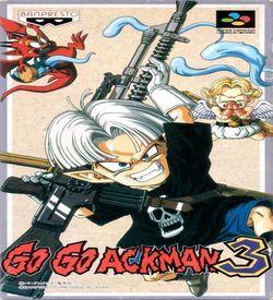 Go Go Ackman 3 ROM