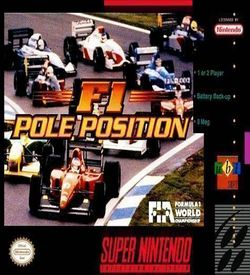 F1 Pole Position ROM