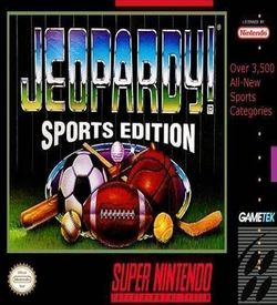 Jeopardy! Sports Edition ROM