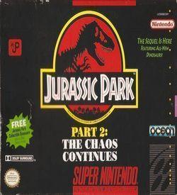 Jurassic Park 2 ROM
