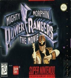 Mighty Morphin Power Rangers - Movie Edition ROM