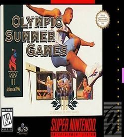Olympic Summer Games 96 ROM