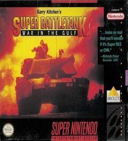 Super Battletank - War In The Gulf (V1.1) ROM