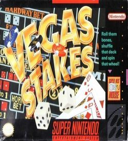 Vegas Stakes ROM