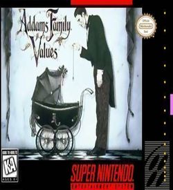 Addams Family Values ROM