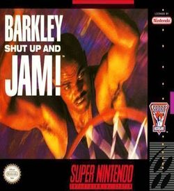 Barkley Shut Up And Jam! ROM