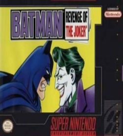 Batman - Revenge Of The Joker ROM