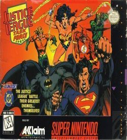 Justice League Task Force ROM