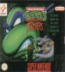 Teenage Mutant Ninja Turtles - Tournament Fighters ROM