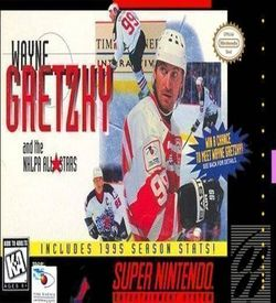 Wayne Gretzky And The NHLPA All-Stars ROM
