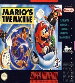 Mario's Time Machine ROM