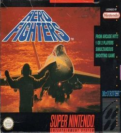 Aero Fighters ROM