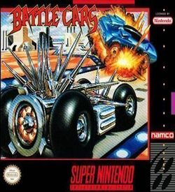 Battle Cars ROM