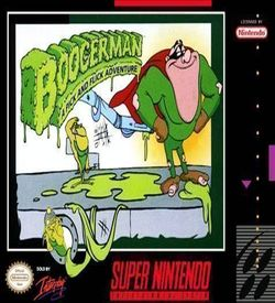 Boogerman - A Pick And Flick Adventure ROM
