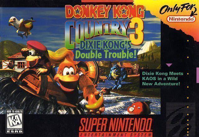 Super Donkey Kong 3 (V1.1)