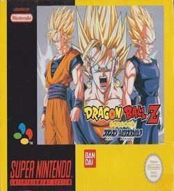 Dragon Ball Z - Hyper Dimension ROM