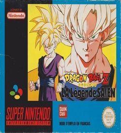 Dragon Ball Z - Super Butoden 2 (V1.1) ROM