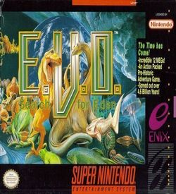 E.V.O. Search For Eden ROM