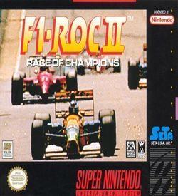 F1 ROC II - Race Of Champions ROM