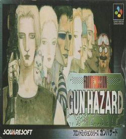 Front Mission 2 - Gun Hazard ROM
