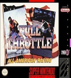 Full Throttle Racing ROM