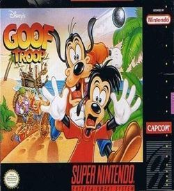 Goof Troop ROM
