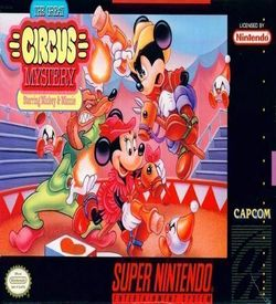 Mickey & Minnie - The Great Circus Mystery ROM