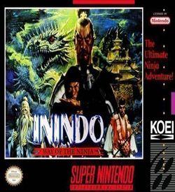 Inindo - Way Of The Ninja ROM