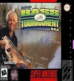 Jimmy Houston's Bass Tournament U.S.A. ROM