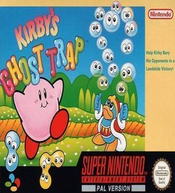 Kirby's Ghost Trap ROM