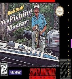 Mark Davis' The Fishing Master ROM