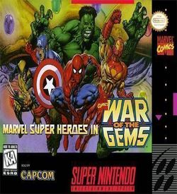 Marvel Super Heroes - War Of The Gems ROM
