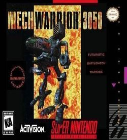 Mechwarrior 3050 ROM