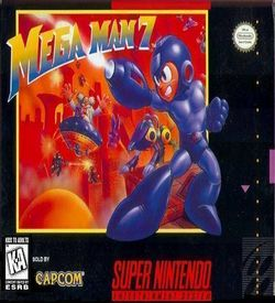 Mega Man VII ROM