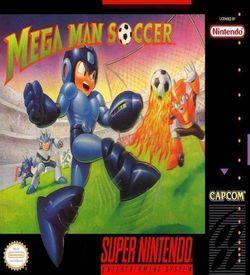Mega Man's Soccer ROM