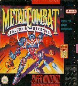 Metal Combat - Falcon's Revenge ROM