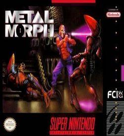 Metal Morph ROM