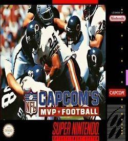 Capcom's MVP Football ROM