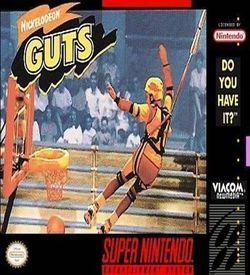 Nickelodeon GUTS ROM