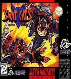 SWAT Kats - The Radical Squadron ROM