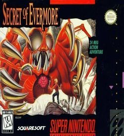 Secret Of Evermore ROM