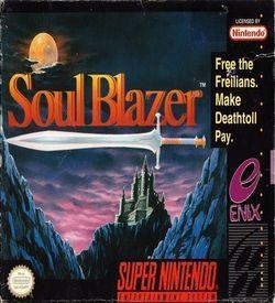 Soul Blazer ROM