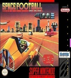 Space Football - One On One ROM