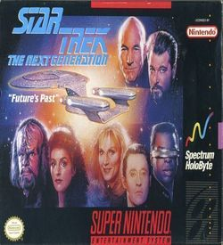 Star Trek - The Next Generation - Future's Past ROM