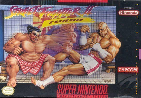 Street Fighter II Turbo (V1.1)