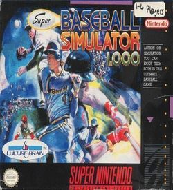 Super Baseball Simulator 1.000 ROM